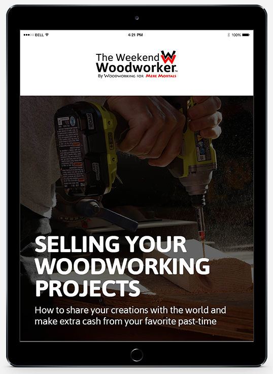 Selling-your-woodworking-projects